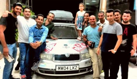 Mongol rally iran 6