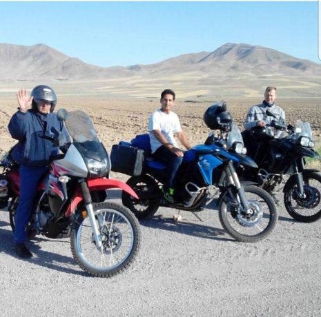 Mongol rally iran 7