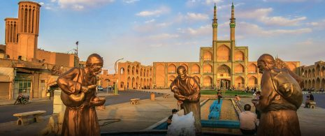 Yazd Day Tour - Yazd City Tour