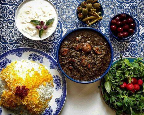 Persian food, Paradise of food lovers!2