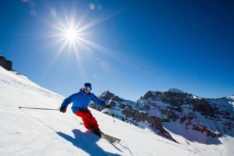 Ski tour Iran