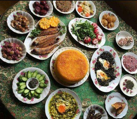 iran hospitality tour